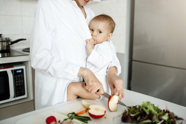 Alimentarea după naștere